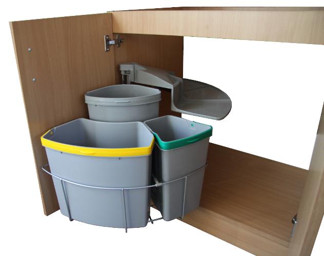 Jaki Pojemnik Na Segregacje Odpadow Wybrac Do Malej Kuchni Blog